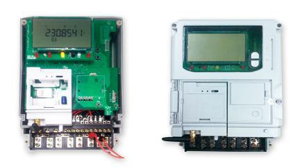 参考设计简要介绍 § 基表以adi的三相计量芯片ade7858a和microchip